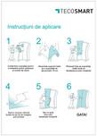 Instructiuni de aplicare - folii autoadezive pentru mobilier DECOPIN