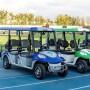 Autoutilitare MELEX model  N.Car pt stadion