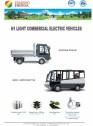 Caracteristici tehnice pentru modelele N1 - Autoutilitare electrice ecologice