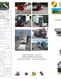 Caracteristici tehnice pentru autoutilitare electrice ecologice