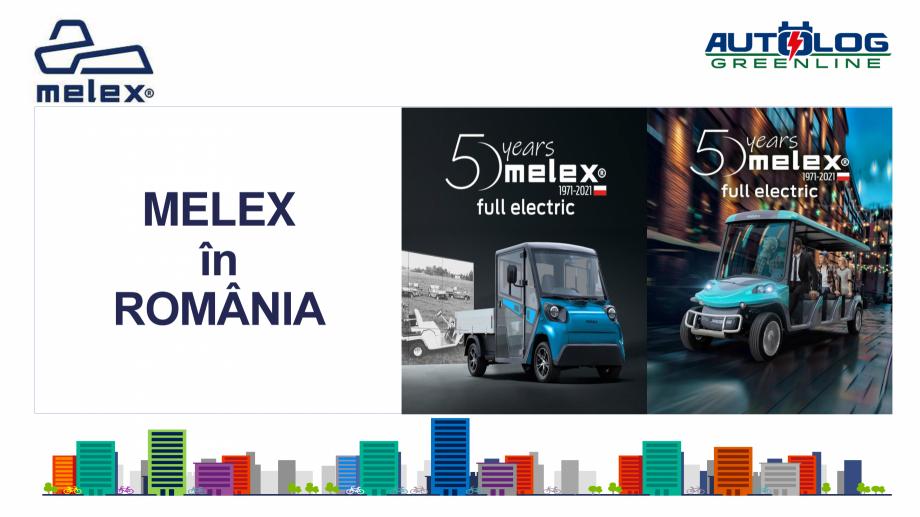 Pagina 1 - Melex Romania- prezentare  Catalog, brosura Romana MELEX în ROMÂNIA  PREZENTARE MELEX ...