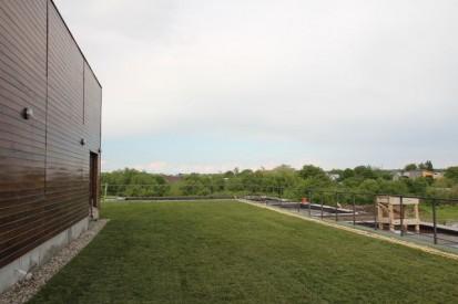 Gradinita din Chitila, cu acoperis verde Gradinita din Chitila, cu acoperis verde