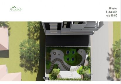Terasa verde intensiva_32 Acoperis verde intensiv tip gradina Terasa verde intensiva - complex rezidential Neorama Brasov