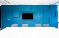 Panouri fonoabsorbante pentru pereti si tavane Panourile fonoabsorbante pentru pereti si