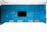 Panouri fonoabsorbante pentru pereti si tavane