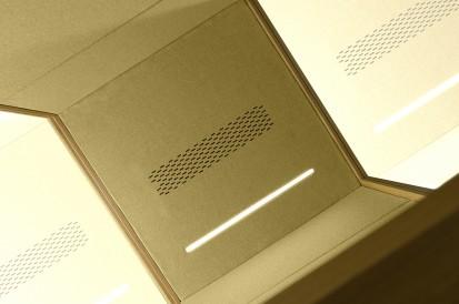 Interiorul cabinei Microoffice Prime MICROOFFICE PRIME Spatiul de lucru