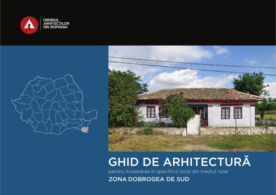 Pagina 1 - Zona Dobrogea de Sud - Ghid de arhitectura pentru incadrarea in specificul local din...