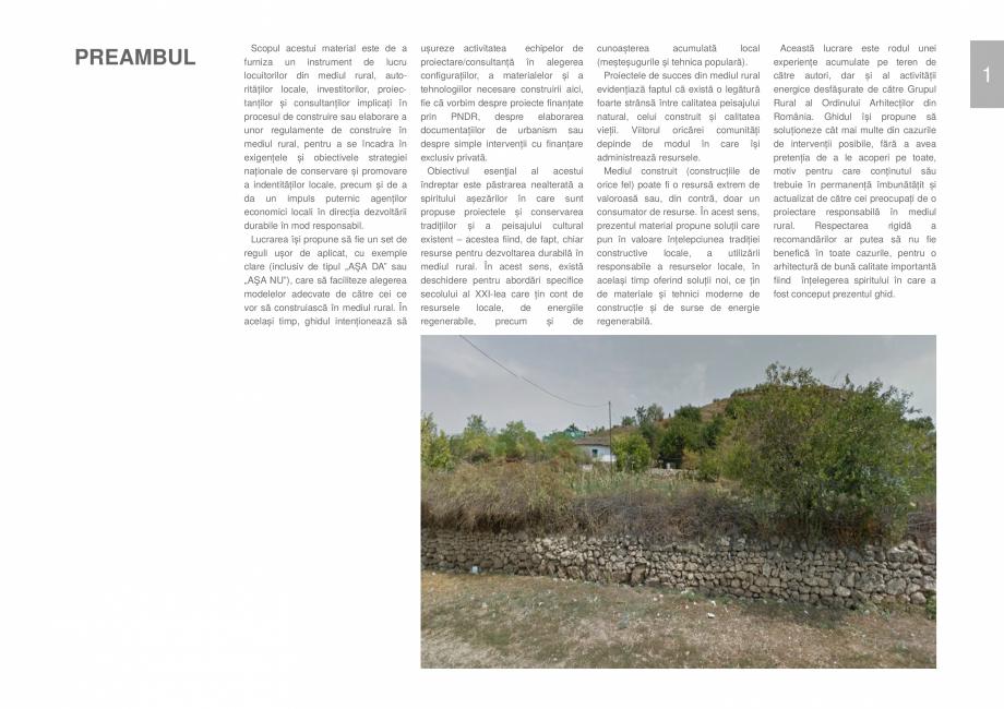 Pagina 3 - Zona Dobrogea de Sud - Ghid de arhitectura pentru incadrarea in specificul local din...