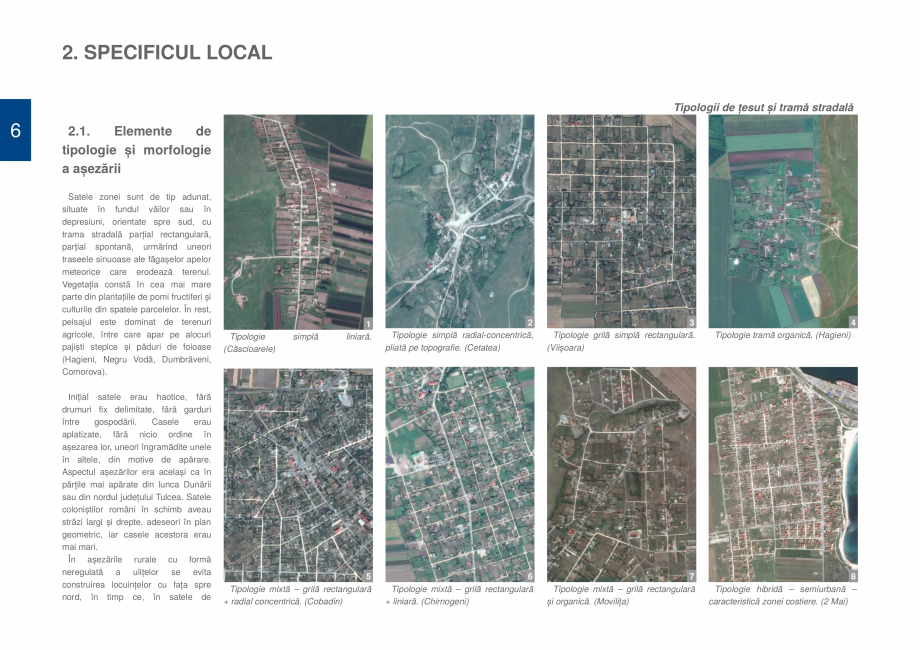 Pagina 8 - Zona Dobrogea de Sud - Ghid de arhitectura pentru incadrarea in specificul local din...