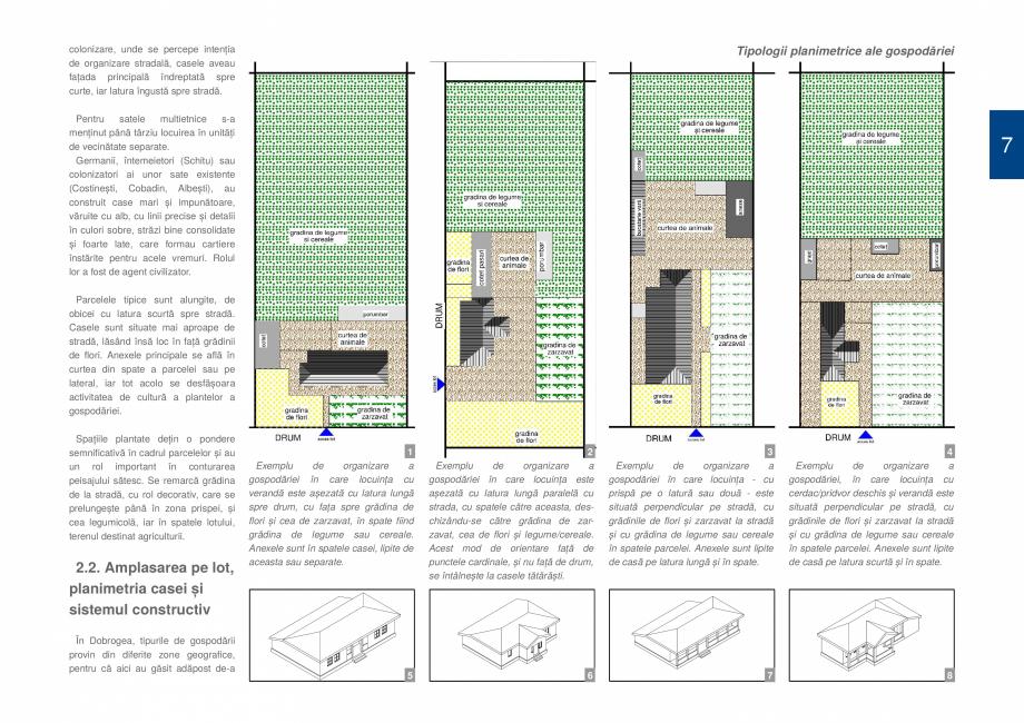 Pagina 9 - Zona Dobrogea de Sud - Ghid de arhitectura pentru incadrarea in specificul local din...