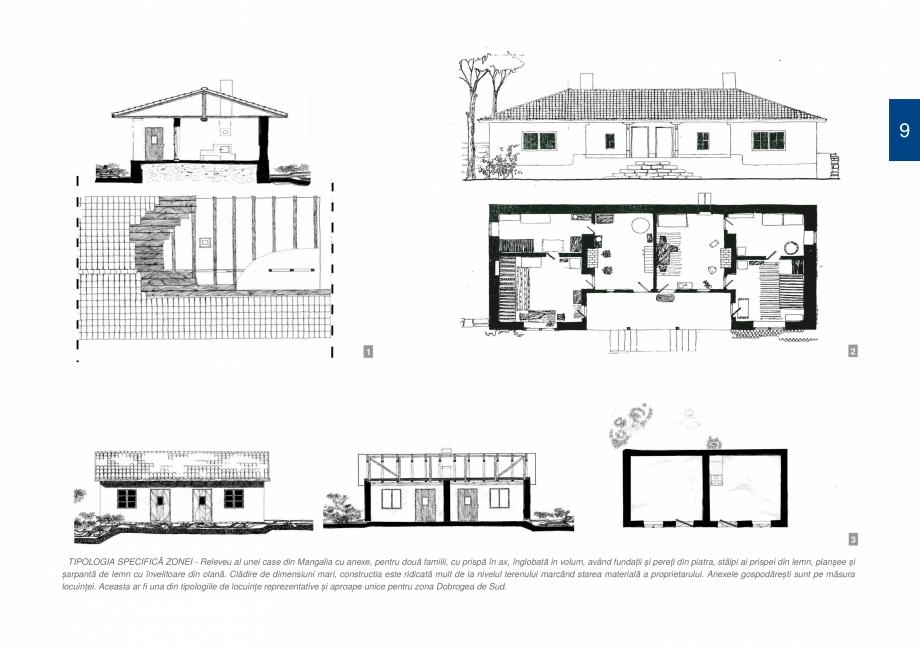 Pagina 11 - Zona Dobrogea de Sud - Ghid de arhitectura pentru incadrarea in specificul local din...