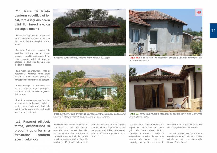 Pagina 13 - Zona Dobrogea de Sud - Ghid de arhitectura pentru incadrarea in specificul local din...