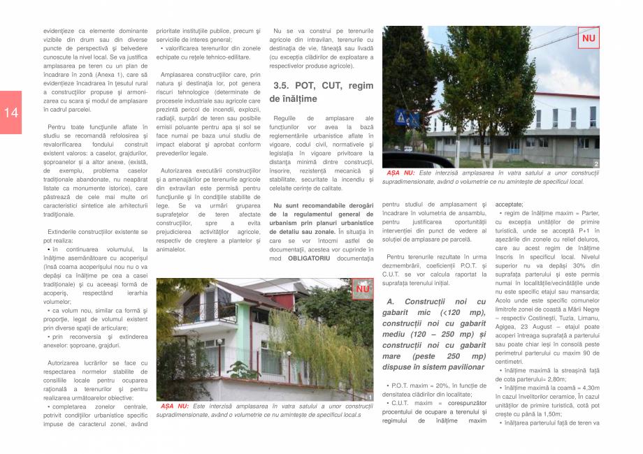 Pagina 16 - Zona Dobrogea de Sud - Ghid de arhitectura pentru incadrarea in specificul local din...