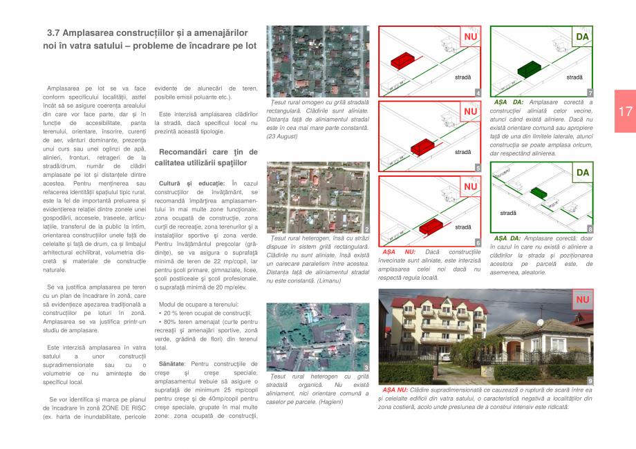 Pagina 19 - Zona Dobrogea de Sud - Ghid de arhitectura pentru incadrarea in specificul local din...
