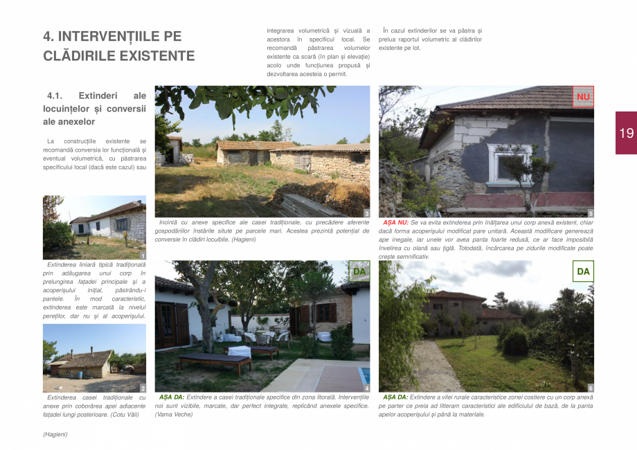Pagina 21 - Zona Dobrogea de Sud - Ghid de arhitectura pentru incadrarea in specificul local din...