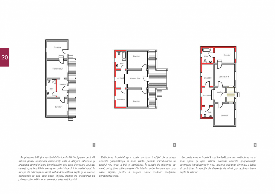 Pagina 22 - Zona Dobrogea de Sud - Ghid de arhitectura pentru incadrarea in specificul local din...
