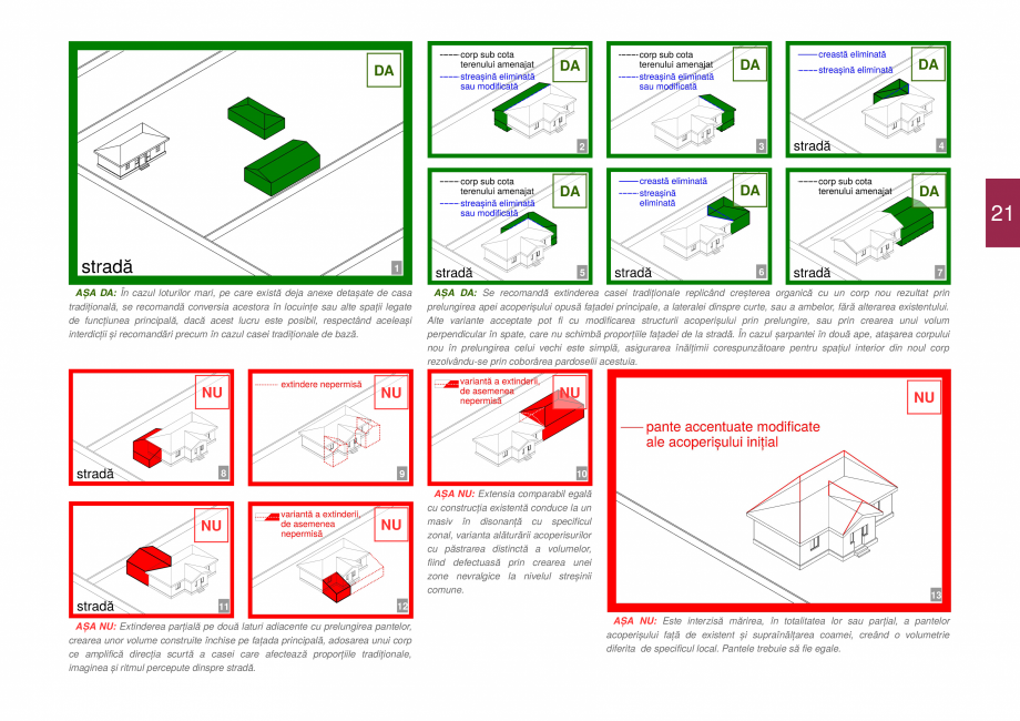 Pagina 23 - Zona Dobrogea de Sud - Ghid de arhitectura pentru incadrarea in specificul local din...