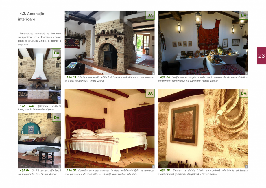 Pagina 25 - Zona Dobrogea de Sud - Ghid de arhitectura pentru incadrarea in specificul local din...