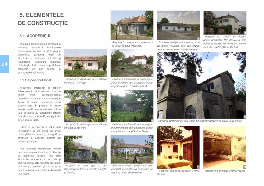 Pagina 26 - Zona Dobrogea de Sud - Ghid de arhitectura pentru incadrarea in specificul local din...