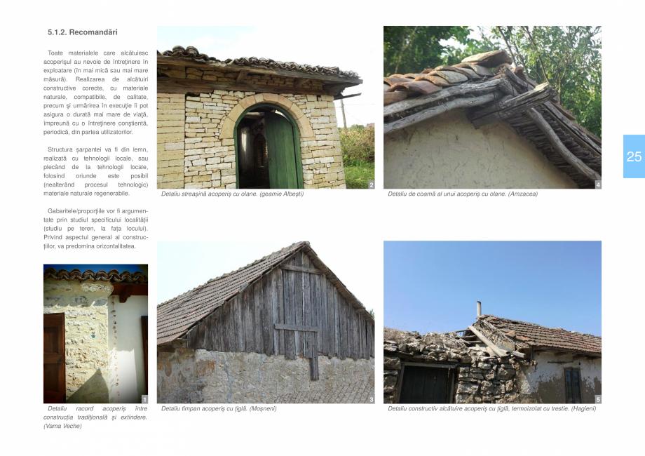 Pagina 27 - Zona Dobrogea de Sud - Ghid de arhitectura pentru incadrarea in specificul local din...