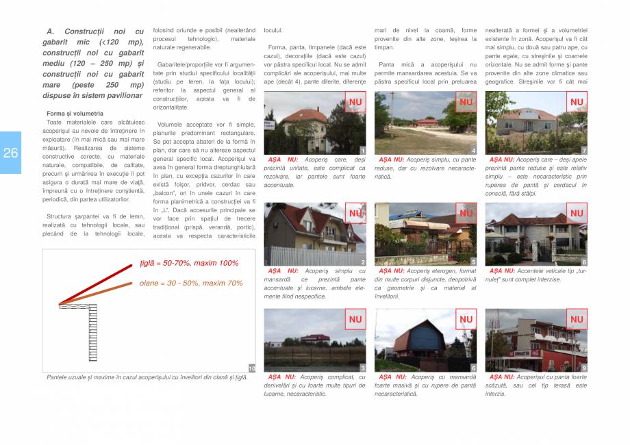 Pagina 28 - Zona Dobrogea de Sud - Ghid de arhitectura pentru incadrarea in specificul local din...