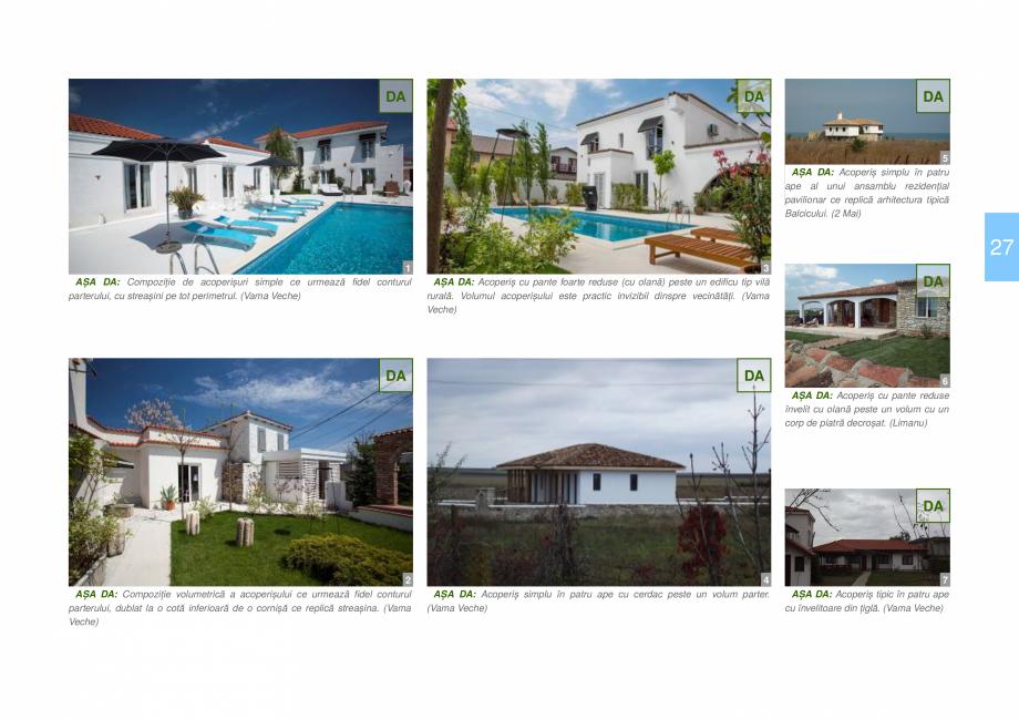 Pagina 29 - Zona Dobrogea de Sud - Ghid de arhitectura pentru incadrarea in specificul local din...