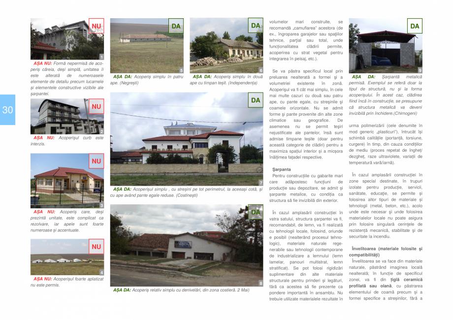 Pagina 32 - Zona Dobrogea de Sud - Ghid de arhitectura pentru incadrarea in specificul local din...