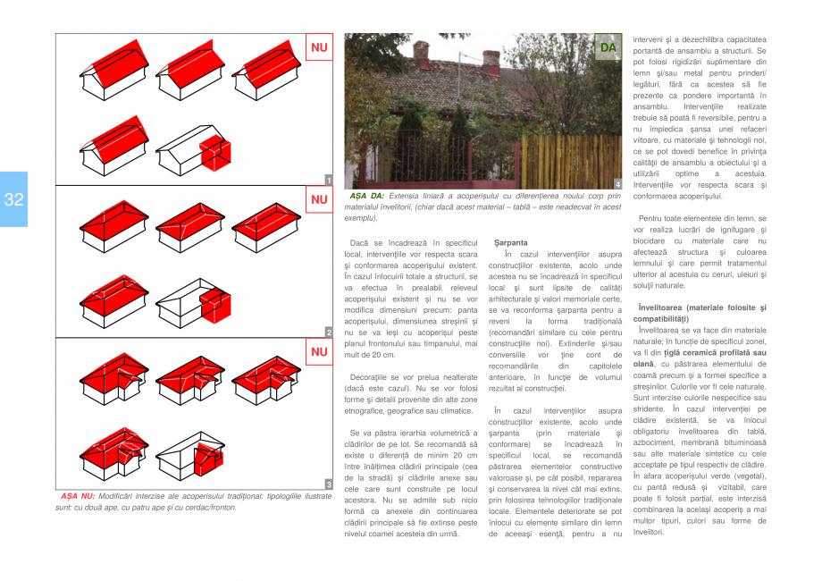 Pagina 34 - Zona Dobrogea de Sud - Ghid de arhitectura pentru incadrarea in specificul local din...