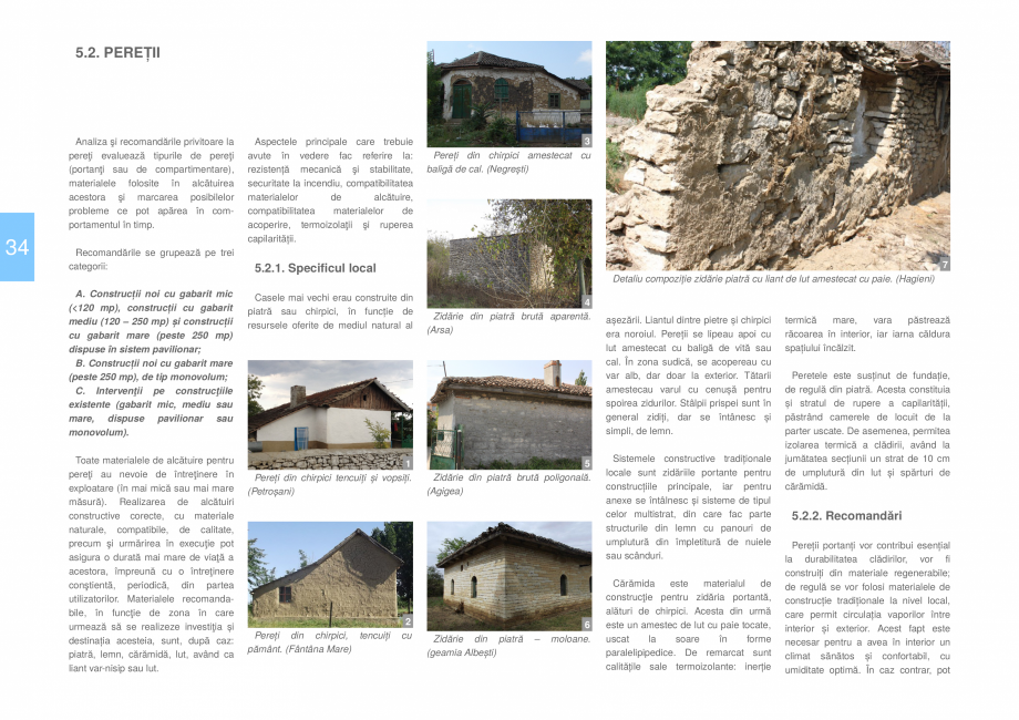 Pagina 36 - Zona Dobrogea de Sud - Ghid de arhitectura pentru incadrarea in specificul local din...