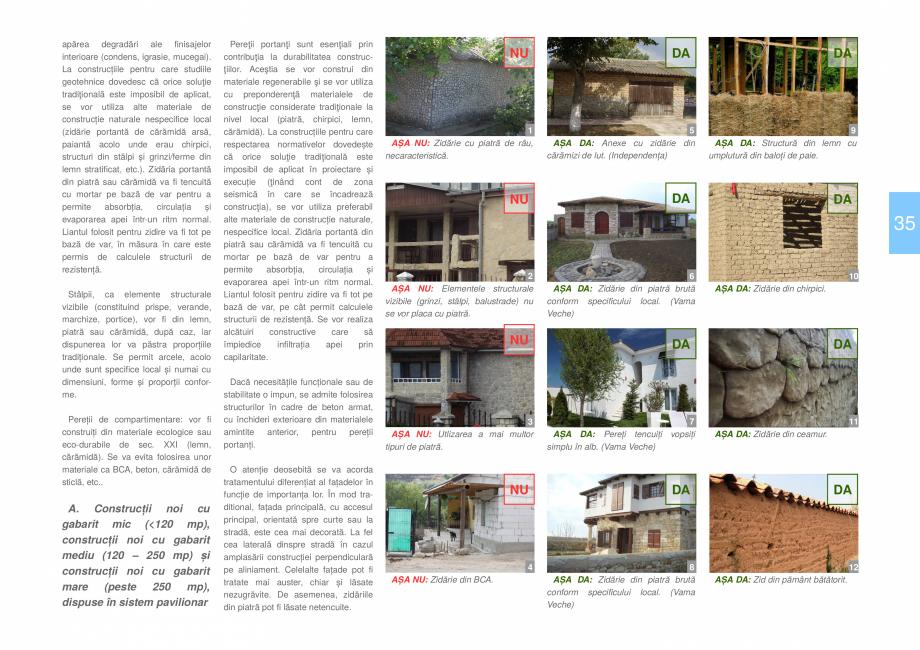 Pagina 37 - Zona Dobrogea de Sud - Ghid de arhitectura pentru incadrarea in specificul local din...