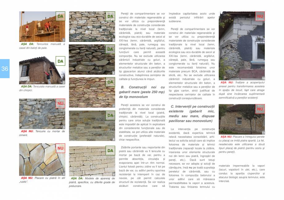 Pagina 38 - Zona Dobrogea de Sud - Ghid de arhitectura pentru incadrarea in specificul local din...