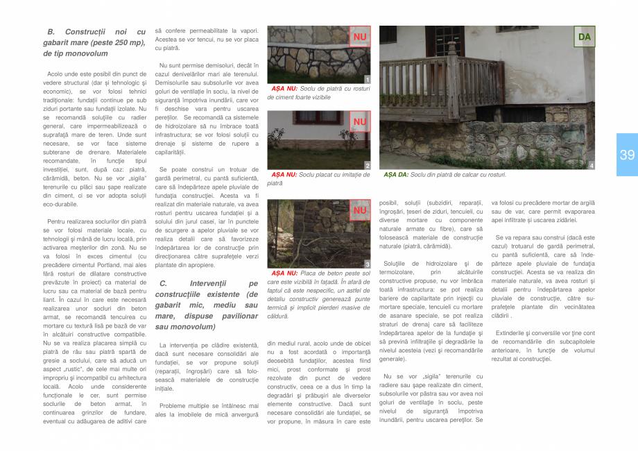 Pagina 41 - Zona Dobrogea de Sud - Ghid de arhitectura pentru incadrarea in specificul local din...