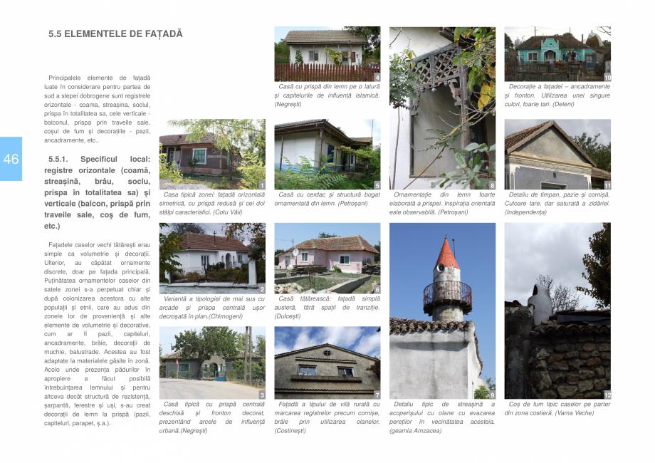 Pagina 48 - Zona Dobrogea de Sud - Ghid de arhitectura pentru incadrarea in specificul local din...