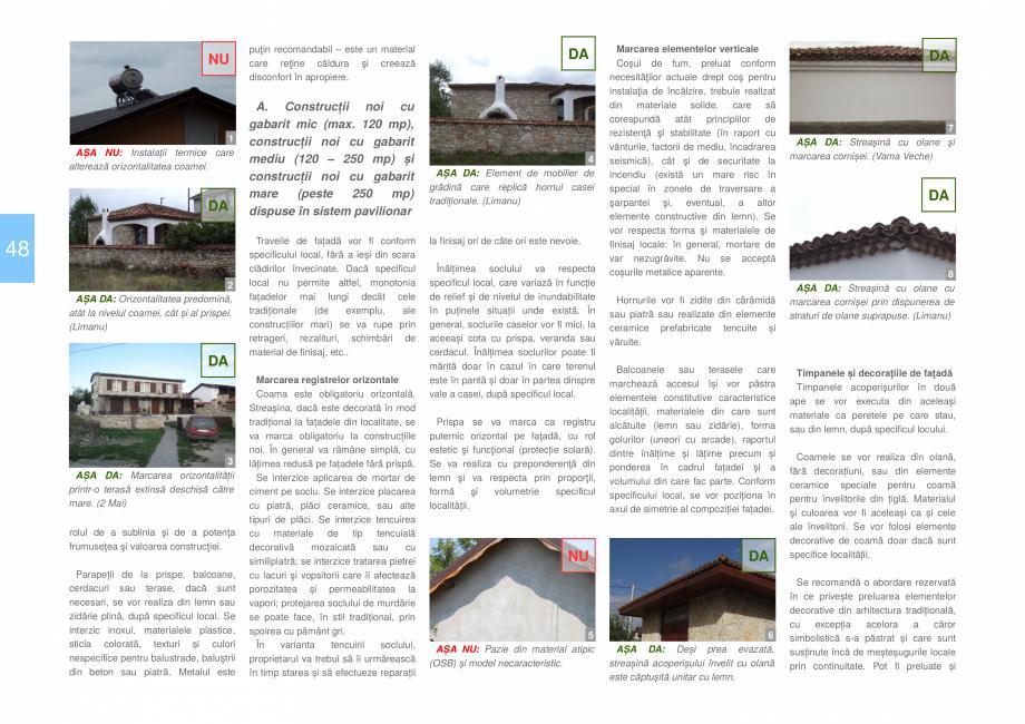 Pagina 50 - Zona Dobrogea de Sud - Ghid de arhitectura pentru incadrarea in specificul local din...