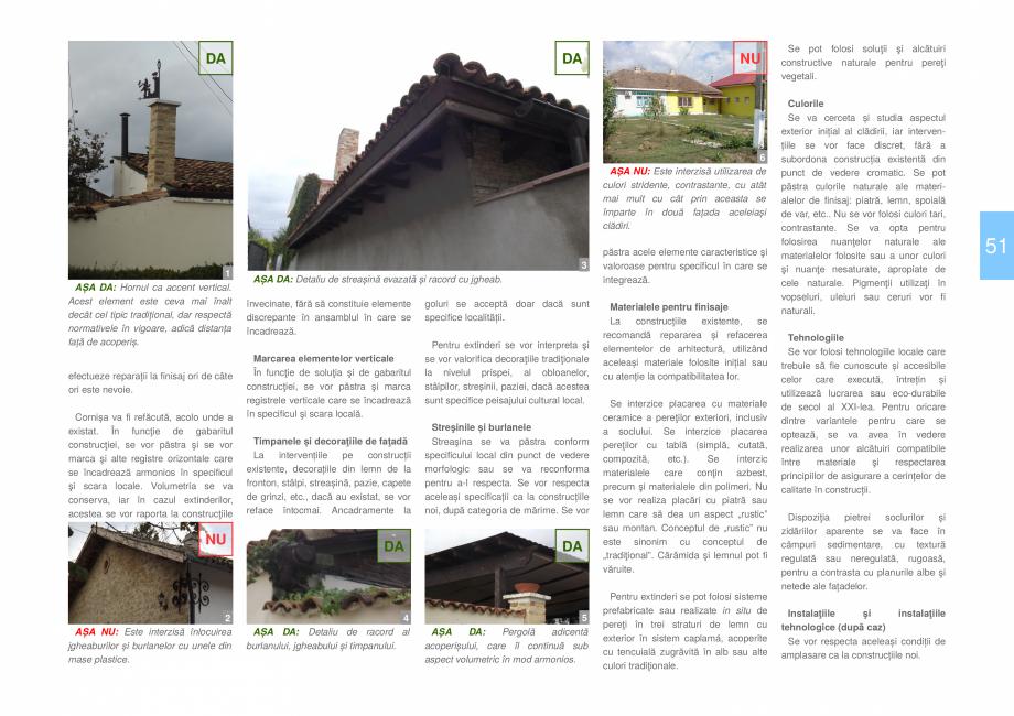 Pagina 53 - Zona Dobrogea de Sud - Ghid de arhitectura pentru incadrarea in specificul local din...