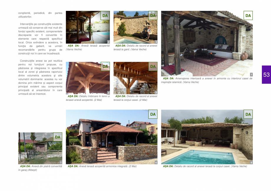 Pagina 55 - Zona Dobrogea de Sud - Ghid de arhitectura pentru incadrarea in specificul local din...