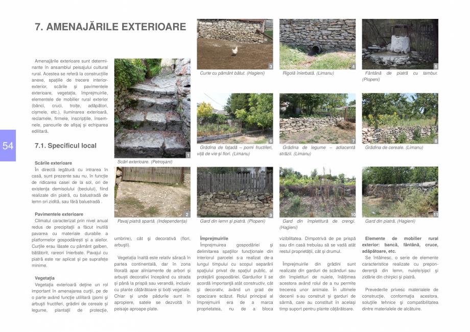 Pagina 56 - Zona Dobrogea de Sud - Ghid de arhitectura pentru incadrarea in specificul local din...