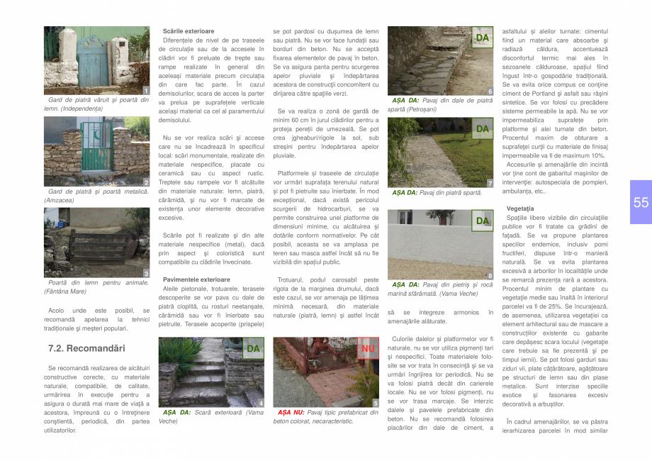 Pagina 57 - Zona Dobrogea de Sud - Ghid de arhitectura pentru incadrarea in specificul local din...