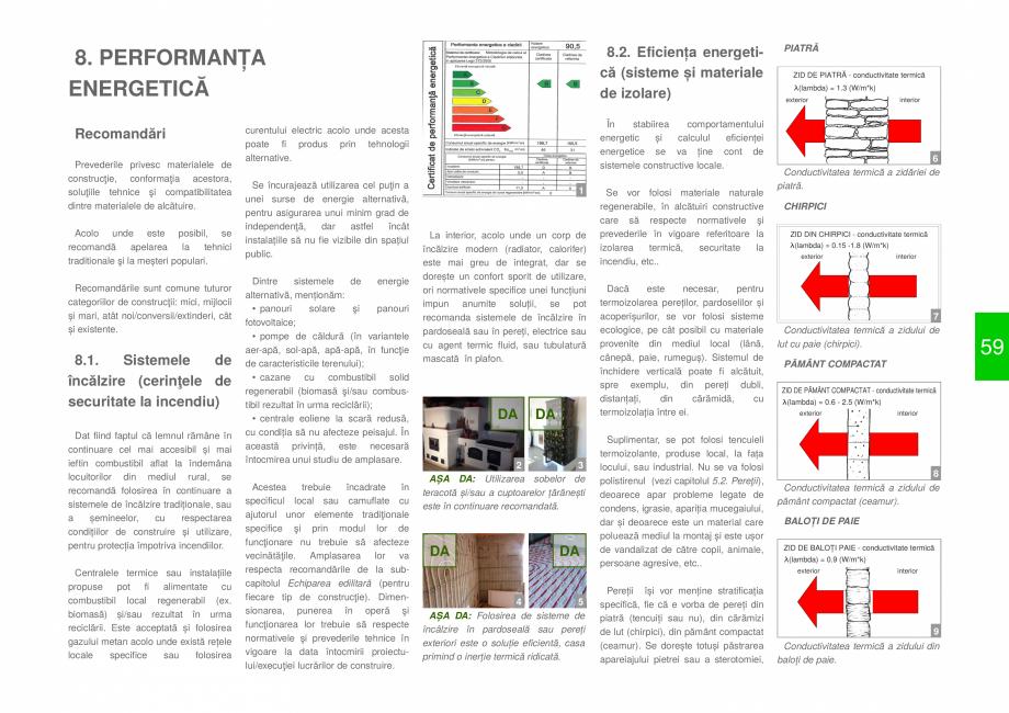 Pagina 61 - Zona Dobrogea de Sud - Ghid de arhitectura pentru incadrarea in specificul local din...