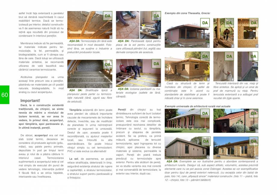 Pagina 62 - Zona Dobrogea de Sud - Ghid de arhitectura pentru incadrarea in specificul local din...
