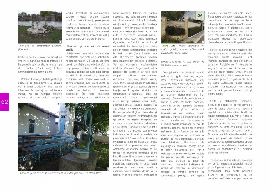 Pagina 64 - Zona Dobrogea de Sud - Ghid de arhitectura pentru incadrarea in specificul local din...