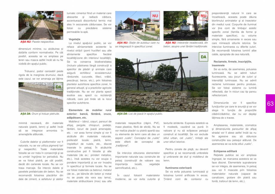 Pagina 65 - Zona Dobrogea de Sud - Ghid de arhitectura pentru incadrarea in specificul local din...