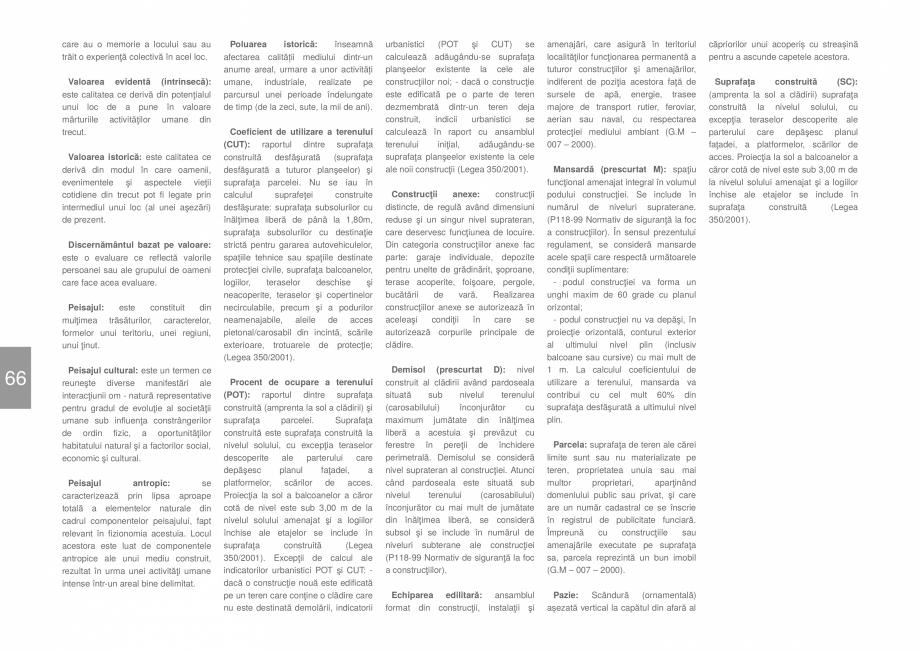 Pagina 68 - Zona Dobrogea de Sud - Ghid de arhitectura pentru incadrarea in specificul local din...