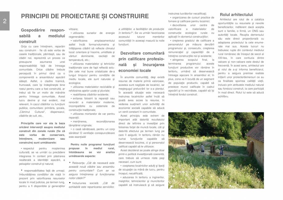 Pagina 4 - Zona Delta Dunarii - Ghid de arhitectura pentru incadrarea in specificul local din mediul...