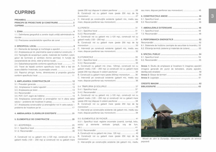 Pagina 5 - Zona Delta Dunarii - Ghid de arhitectura pentru incadrarea in specificul local din mediul...