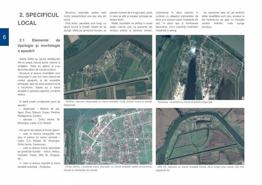 Pagina 8 - Zona Delta Dunarii - Ghid de arhitectura pentru incadrarea in specificul local din mediul...