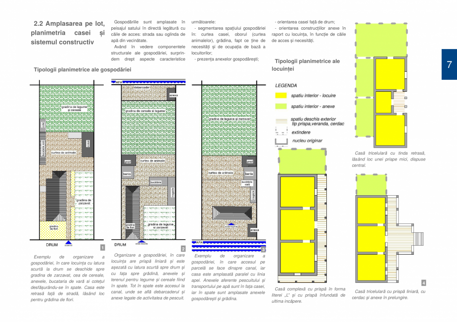 Pagina 9 - Zona Delta Dunarii - Ghid de arhitectura pentru incadrarea in specificul local din mediul...