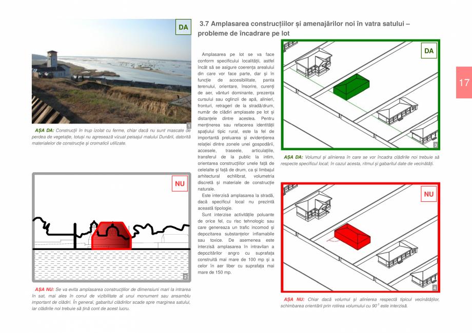 Pagina 19 - Zona Delta Dunarii - Ghid de arhitectura pentru incadrarea in specificul local din...