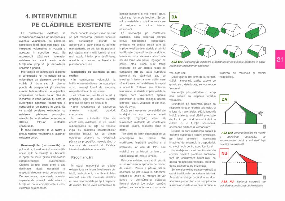 Pagina 23 - Zona Delta Dunarii - Ghid de arhitectura pentru incadrarea in specificul local din...