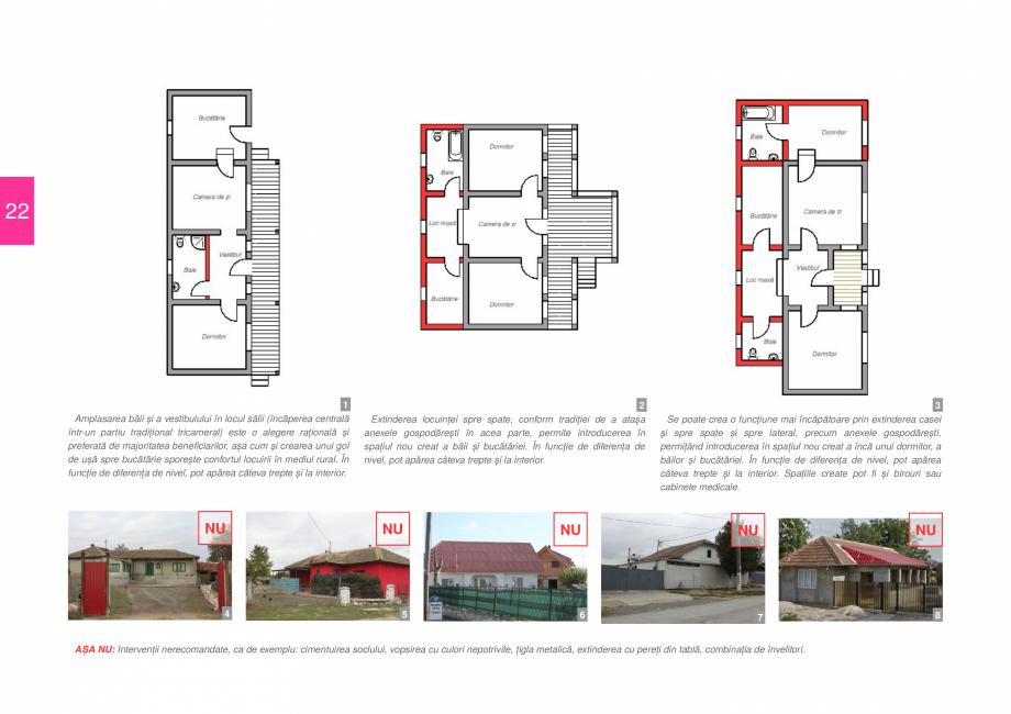 Pagina 24 - Zona Delta Dunarii - Ghid de arhitectura pentru incadrarea in specificul local din...